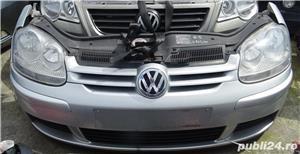 Fata completa Volkswagen Golf 5 din 2007 volan pe stanga  - imagine 1