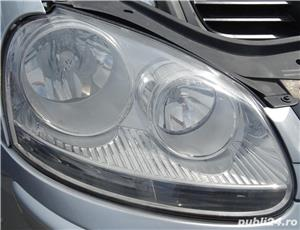 Fata completa Volkswagen Golf 5 din 2007 volan pe stanga  - imagine 2