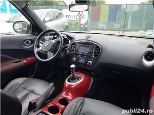 Nissan Juke 2012 1.5dci 110cp euro5 Tekna jante gps piele - imagine 6