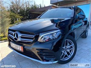 Mercedes-Benz Glc 250d // 2.2 CDi 204 CP // Navigatie Mare 3D // Pilot Automat // Acte La Zi.  - imagine 1