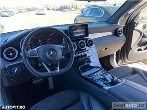 Mercedes-Benz Glc 250d // 2.2 CDi 204 CP // Navigatie Mare 3D // Pilot Automat // Acte La Zi.  - imagine 6