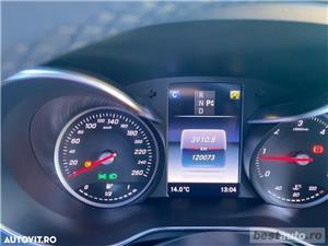 Mercedes-Benz Glc 250d // 2.2 CDi 204 CP // Navigatie Mare 3D // Pilot Automat // Acte La Zi.  - imagine 14