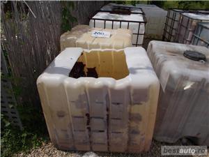 ibc container cub rezervor bazin de apa 1000 litri la Oradea, la 180 Lei,  - imagine 2