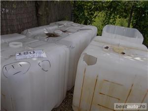 ibc container cub rezervor bazin de apa 1000 litri la Oradea, la 180 Lei,  - imagine 1