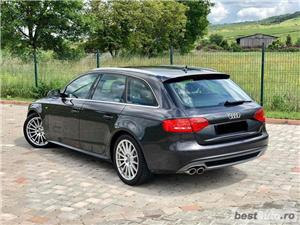 Audi A4 S-Line Plus Individual - 2010 - 2.0 TDI - Euro 5 - imagine 4