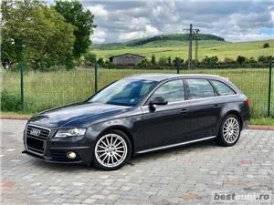 Audi A4 S-Line Plus Individual - 2010 - 2.0 TDI - Euro 5 - imagine 6