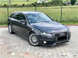Audi A4 S-Line Plus Individual - 2010 - 2.0 TDI - Euro 5 - imagine 1