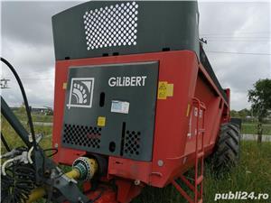 Gilibert helix 8, remorca imprastiat gunoi (GARANTIE) - imagine 10