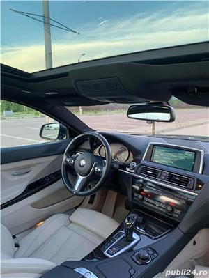 BMW 640xd GranCoupe / 2014 / X Drive / Trapa / Camere 360 / Head up - imagine 7