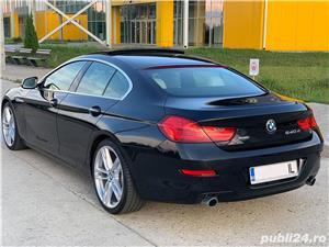 BMW 640xd GranCoupe / 2014 / X Drive / Trapa / Camere 360 / Head up - imagine 5
