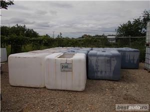 bazin de apa 1000 litri la Oradea, fara cadru, la 200 Lei,  - imagine 1