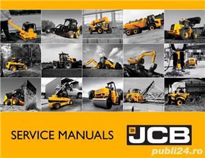JCB Electronic Parts Plus+ 2017 Catalog + JCB Service Manuals 2017 - imagine 6