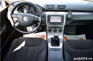 VW Passat 2.0 TDi 140 Cp 2006 - imagine 6