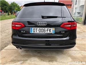 Audi A4 2.0 TDi 190 Cp 2016 S-Line Euro 6 S-Tronic Full Extrase - imagine 4