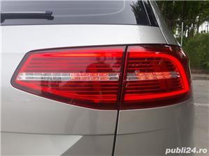 Volkswagen Passat Passat B8 R line, 2016, Full LED, Panoramic View, Alcantara !. - imagine 6