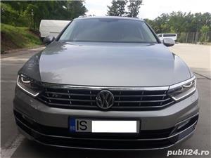 Volkswagen Passat Passat B8 R line, 2016, Full LED, Panoramic View, Alcantara !. - imagine 2