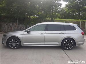 Volkswagen Passat Passat B8 R line, 2016, Full LED, Panoramic View, Alcantara !. - imagine 5