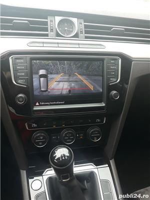 Volkswagen Passat Passat B8 R line, 2016, Full LED, Panoramic View, Alcantara !. - imagine 10