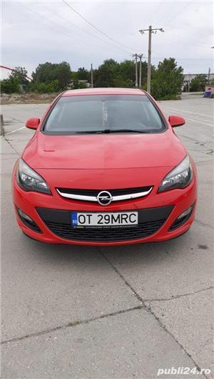 Opel Astra J - imagine 3