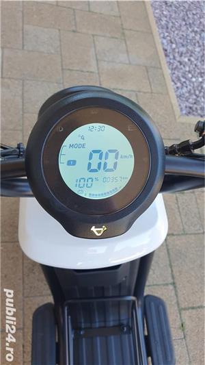 Scuter electric NIU U1 Pro, ca nou, in garantie - imagine 5