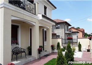 Casa Giroc, stil mediteranean, mobilata si utilata - imagine 1
