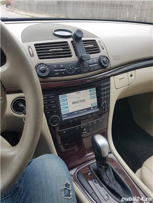 Mercedes E 200 - imagine 4