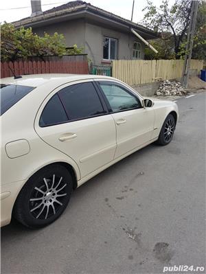 Mercedes E 200 - imagine 5