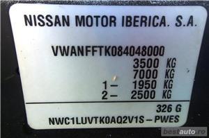Nissan ATLEON (Iveco DAILY) 35C15 - 3.5 tone (cat.B) - Basculabil 3 parti - imagine 8