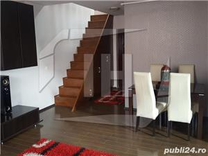 Apartament 3 camere, 70 mp, mobilat modern, parcare, in zona Calea Dorobantilor - imagine 9