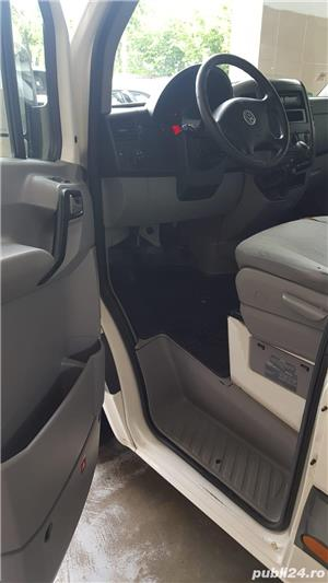 Volkswagen VW Crafter Duba  - imagine 3
