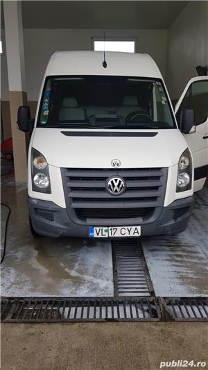 Volkswagen VW Crafter Duba  - imagine 6