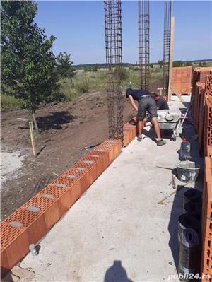 Sc executa constructii case la rosu și la cheie placări fatade - imagine 5