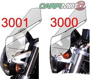 Parbriz moto universal naked Hornet Raptor Monster - imagine 7