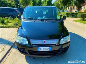 Fiat Multipla 1.9 Diesel 125 Cp 2009 - imagine 2
