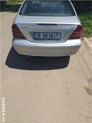 Urgent Mercedes-benz Clasa C C 200 diesel - imagine 9