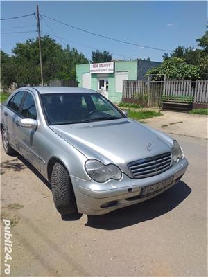 Urgent Mercedes-benz Clasa C C 200 diesel - imagine 2