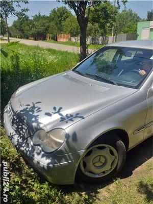 Urgent Mercedes-benz Clasa C C 200 diesel - imagine 8