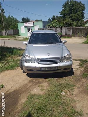 Urgent Mercedes-benz Clasa C C 200 diesel - imagine 1