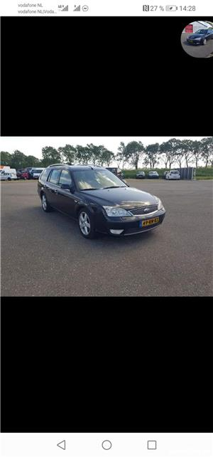 Ford Mondeo MK3 - imagine 5