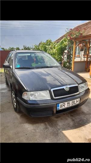 Skoda Octavia I - imagine 1
