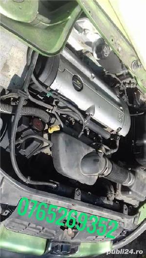 Vand motor complet Peugeot 206cc 2.0 benzina 136Cp an 2002 km putini 14mil complet - imagine 2