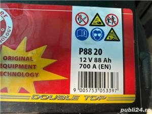 banner naterie auto 88ah 700a 12v  - imagine 6