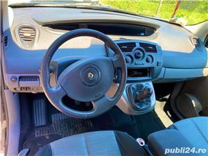 Renault Scenic 1.6i Benzina Si Gaz 85 Cp 2006 (Megane Scenic) - imagine 10