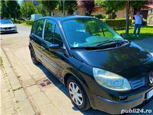 Renault Scenic 1.6i Benzina Si Gaz 85 Cp 2006 (Megane Scenic) - imagine 3