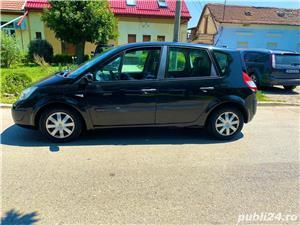 Renault Scenic 1.6i Benzina Si Gaz 85 Cp 2006 (Megane Scenic) - imagine 4