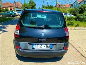 Renault Scenic 1.6i Benzina Si Gaz 85 Cp 2006 (Megane Scenic) - imagine 8