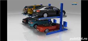 parcare auto mecanizata - imagine 2