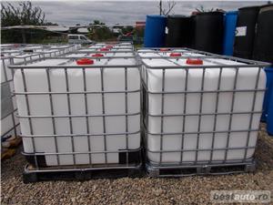 ibc container cub rezervor bazin de apa 1000 litri la Oradea,  la 450 Lei - imagine 2