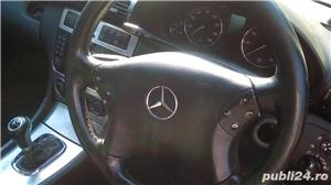 Dezmembrez Mercedes - Benz C180 Kompressor 1.8i, an 2004, AC - imagine 4
