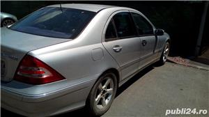 Dezmembrez Mercedes - Benz C180 Kompressor 1.8i, an 2004, AC - imagine 2